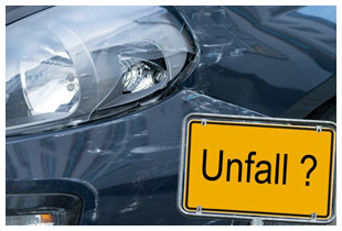 Unfall Service Gast